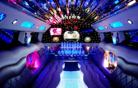 LAS - Mc Carran   Party Bus Limos Banner
